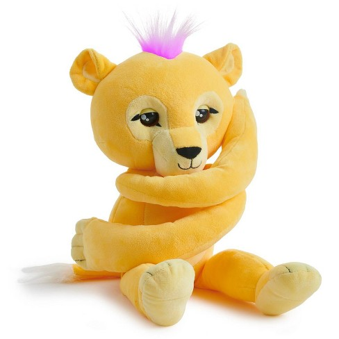 Fingerlings HUGS - Sam - Interactive Plush Lion By WowWee - image 1 of 5