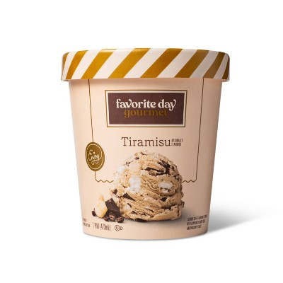 Tiramisu Ice Cream - 16oz - Favorite Day™