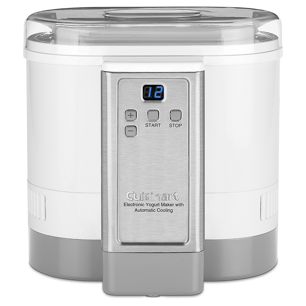 Cuisinart Electronic Yogurt Maker – White Cym-100 51252336