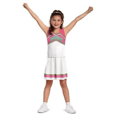 Kids' Disney Zombies 2 Addison Wells Cheer Halloween Costume Dress