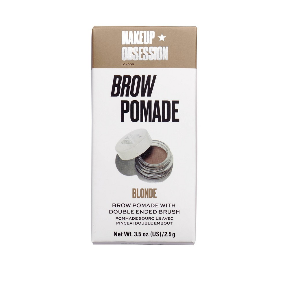 Image of Makeup Obsession Brow Pomade Blonde - 3.5oz