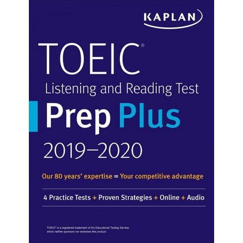 how to prepare for the toeic test with 4 cd audio 3rd edition