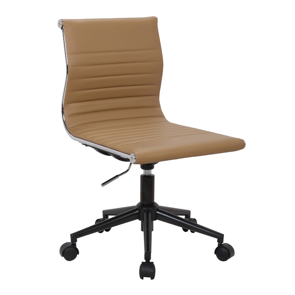 Master Industrial Task Chair Camel/Black - LumiSource