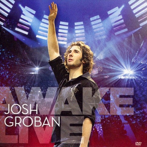 Josh Groban - Awake Live (CD) - image 1 of 1