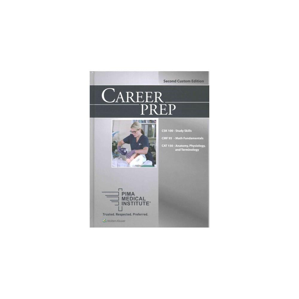 Career Prep Rev (Hardcover) (Barbara Cohen)
