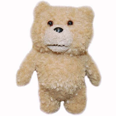 """Commonwealth Toys Ted The Movie 8"""" Ted Plush With Sound: PG Version"""
