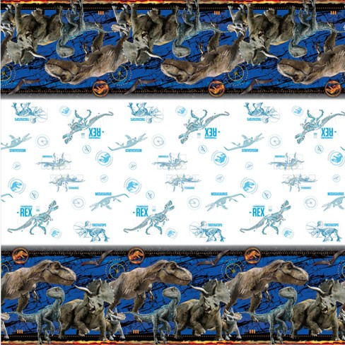 Jurassic World Paper Tablecovers - image 1 of 2