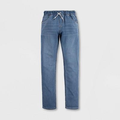 Levi's® Boys' Skinny Fit Pull-On Jeans - Pyramid Medium Wash