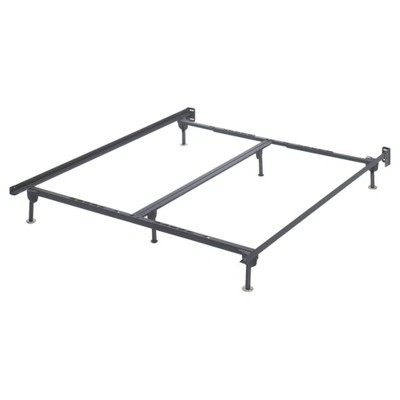 Frames and Rails Bolt on Bed Frame Black (Queen/King/Cal King)- Signature Design by Ashley
