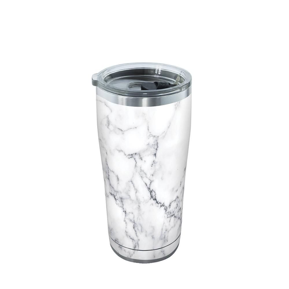 Best Tervis 20oz Stainless Steel Tumbler - White Marble