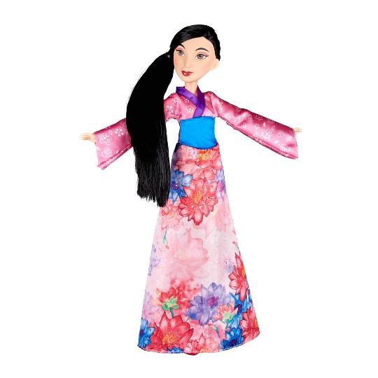 Disney Princess Royal Shimmer - Mulan Doll image number null