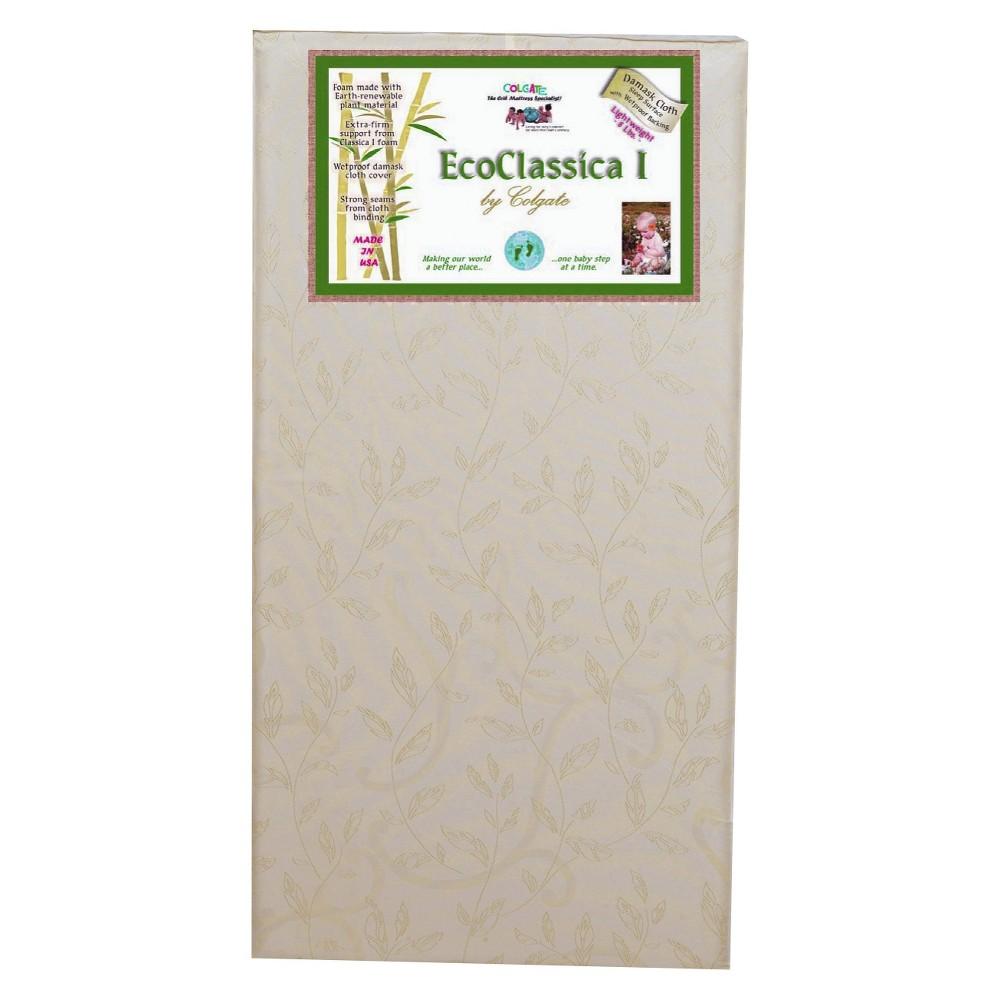Colgate Eco Classica I Crib Mattress, White
