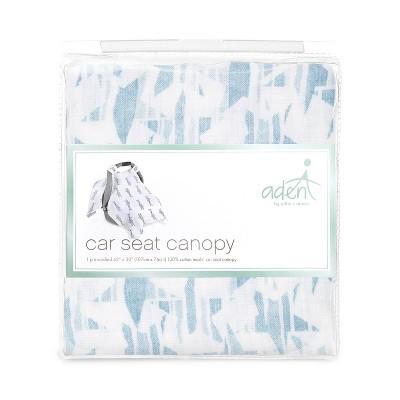 aden by aden + anais Car Seat Canopy - Retro