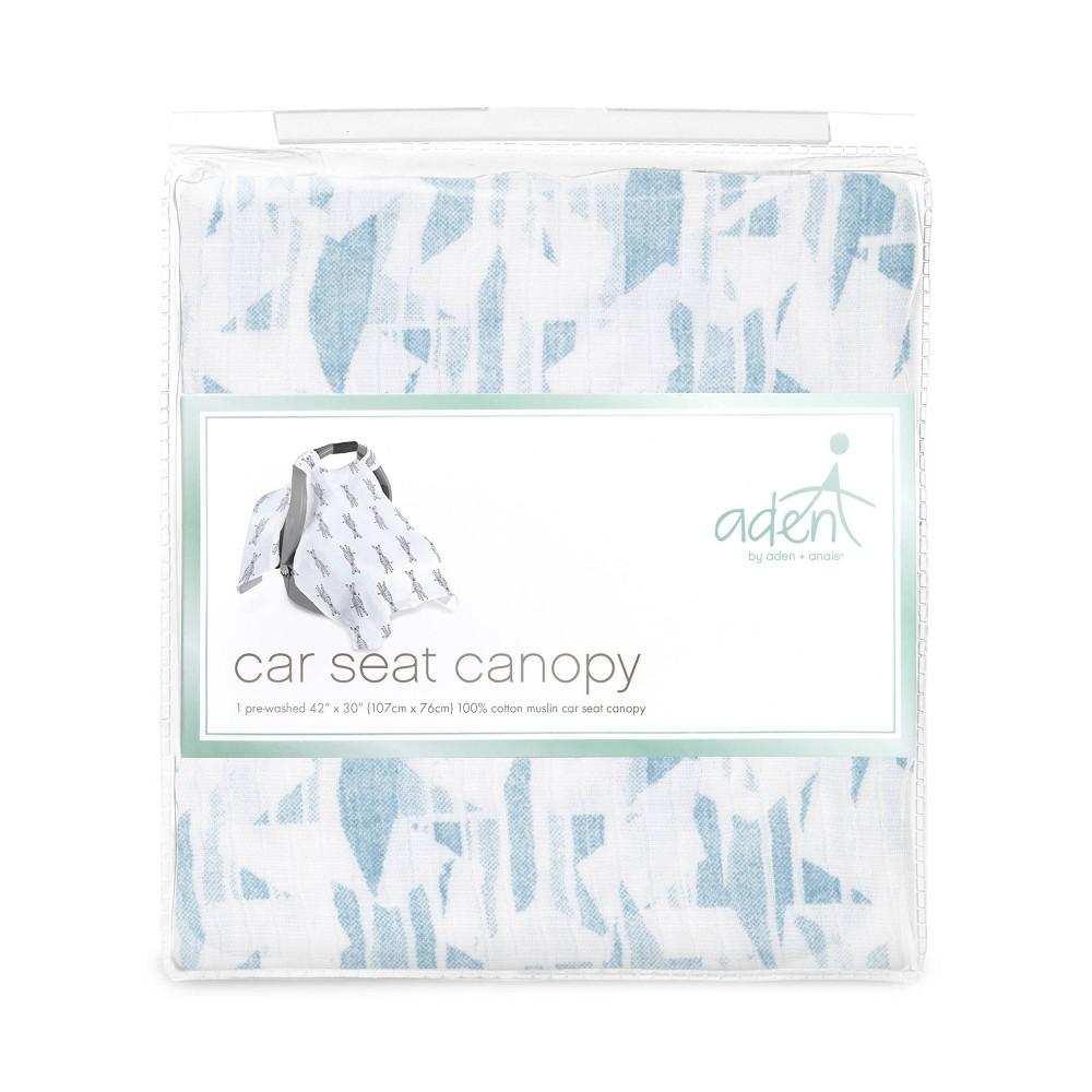 Image of aden by aden + anais Car Seat Canopy - Retro