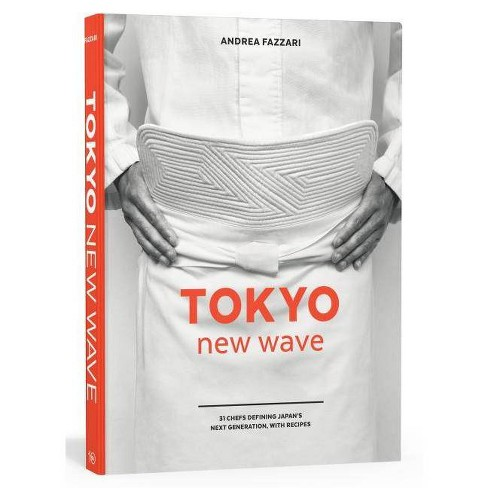 Tokyo New Wave - by  Andrea Fazzari (Hardcover) - image 1 of 1