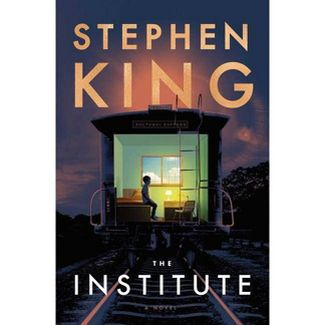 The Institute - by Stephen King (Hardcover)
