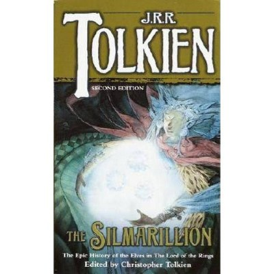 The Silmarillion - (Pre-Lord of the Rings) by  J R R Tolkien (Paperback)