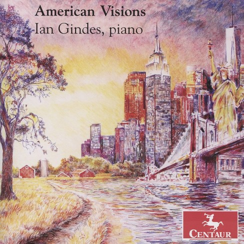 Ian gindes - American visions (CD) - image 1 of 1