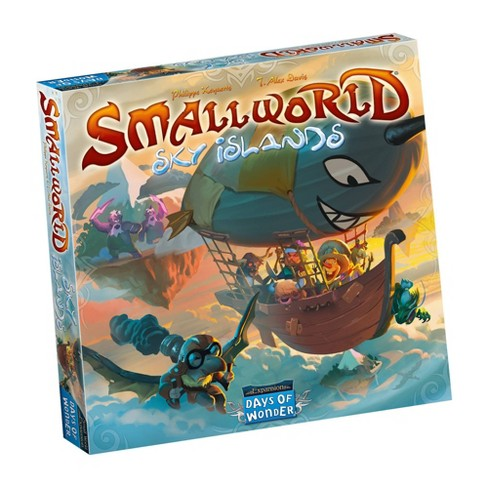 Small World: Sky Islands Expansion Board Game - image 1 of 4