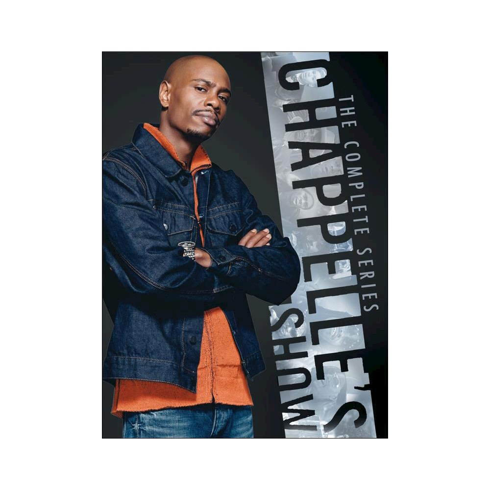 Chappelle 39 S Show The Complete Series Dvd