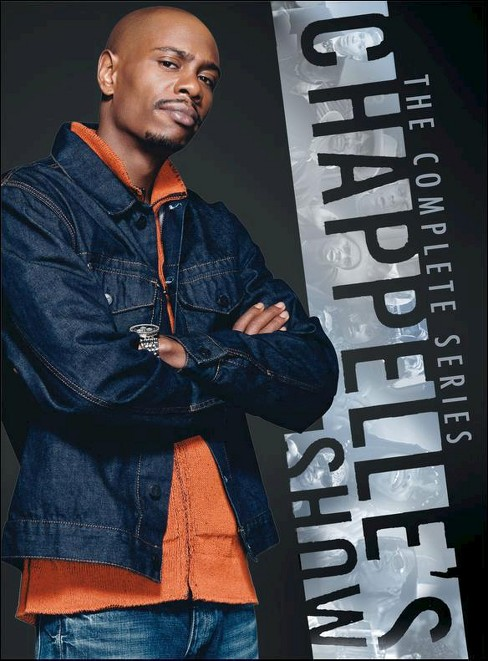 Chappelle's Show: The Complete Series [6 Discs] - image 1 of 1