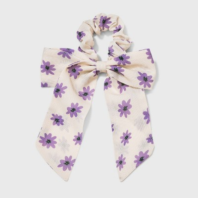 Daisy Bow with Tail Hair Twister - Wild Fable™