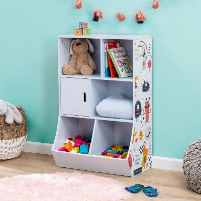 Honey-Can-Do Kids' 6-Cube Storage Caddy