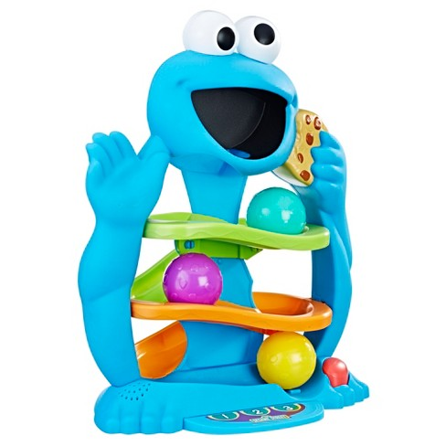 Playskool Friends Sesame Street Cookie Monster's Drop & Roll - image 1 of 2