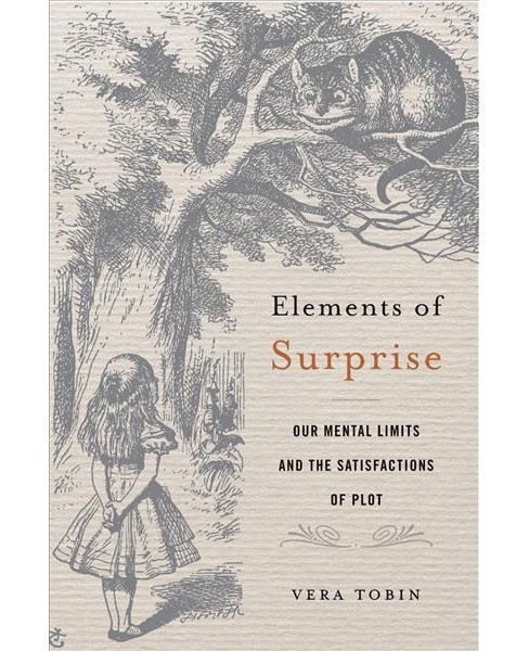 Elements of Surprise : Our Mental Limits and the Satisfactions of Plot -  by Vera Tobin (Hardcover) - image 1 of 1