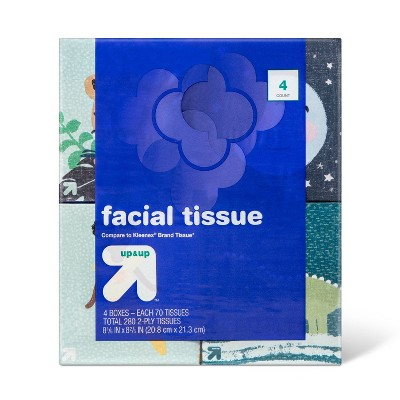 Kids Facial Tissue - 70ct - up & up™