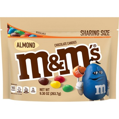 M&M's Almond Sharing SUP - 9.3oz