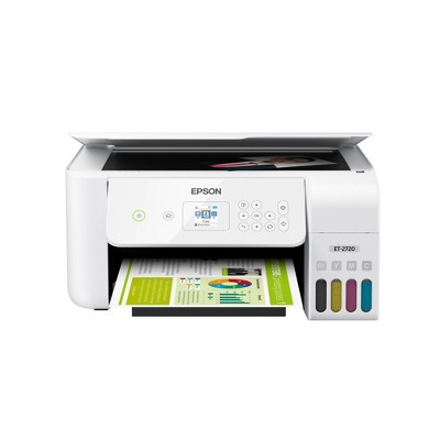 Epson EcoTank Wireless SuperTank Printer (ET-2720)