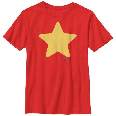 Boy's Steven Universe Star T-Shirt