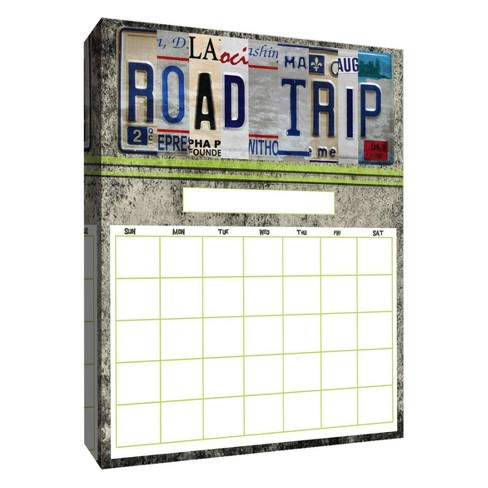 """Road Trip Decorative Canvas Wall Art 11""""x14"""" - PTM Images - image 1 of 1"""