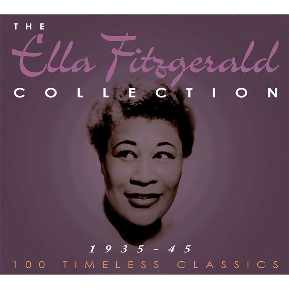 Ella Fitzgerald - Ella Fitzgerald:Collection 1938-1945 (CD)