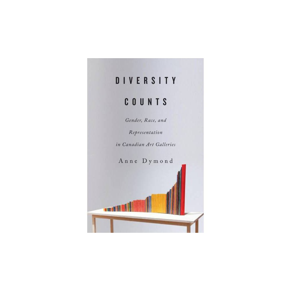 Diversity Counts : Gender, Race, and Representation in Canadian Art Galleries - (Hardcover)