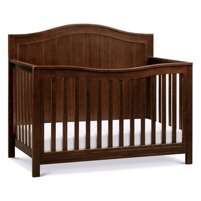 DaVinci Aspen 4-in-1 Convertible Crib - Espresso Brown