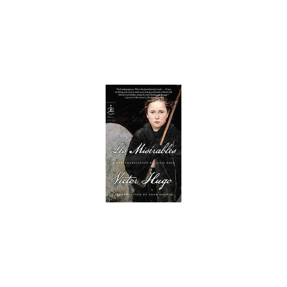 Les Miserables (Paperback) (Victor Hugo)