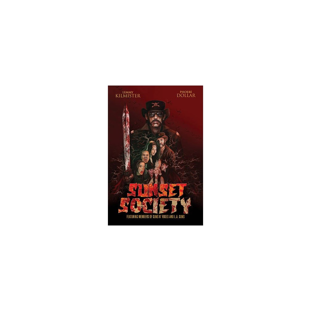 Sunset Society (Dvd), Movies