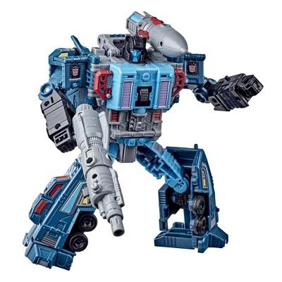 Transformers Generations War for Cybertron Earthrise Leader WFC-E23 Doubledealer