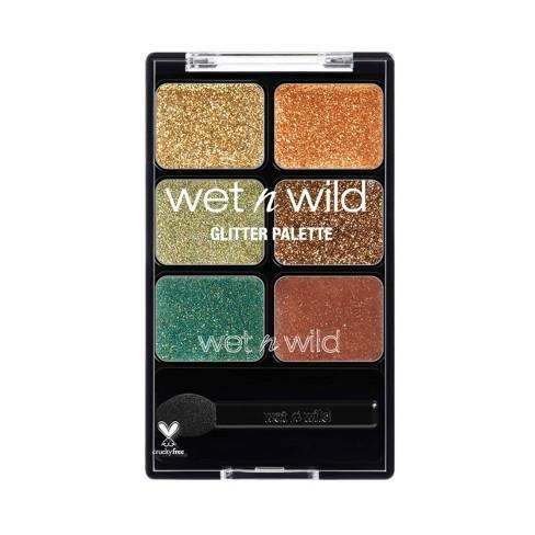 Wet n Wild Glitter Palette 4 Neutrals - 1oz - image 1 of 2