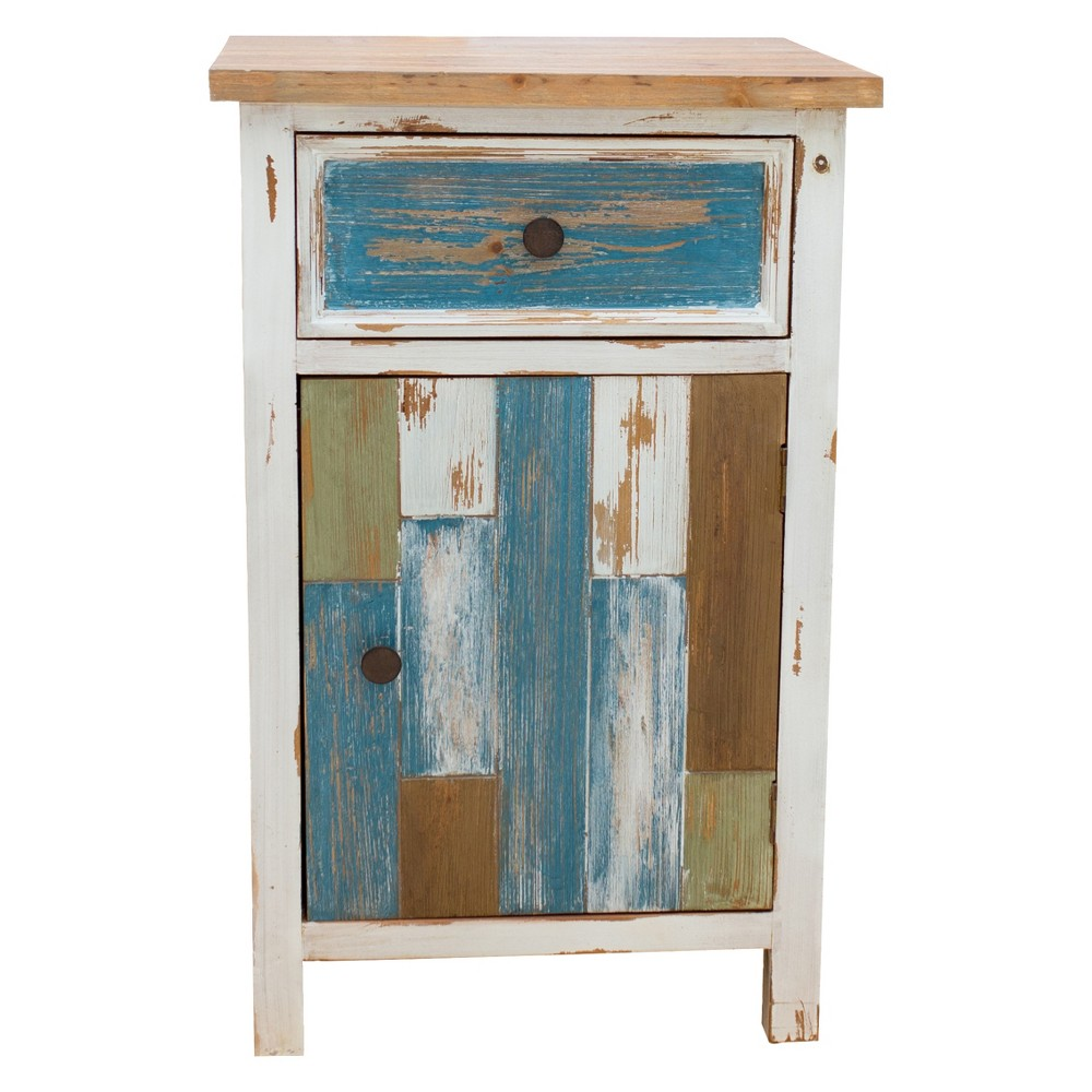 Aden Cottage Cabinet - Firstime, Multi-Colored