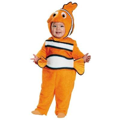 Baby Nemo Prestige Halloween Costume 12-18M