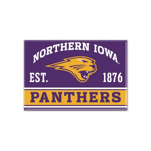 NCAA Northern Iowa Panthers Fridge Magnet - image 1 of 1