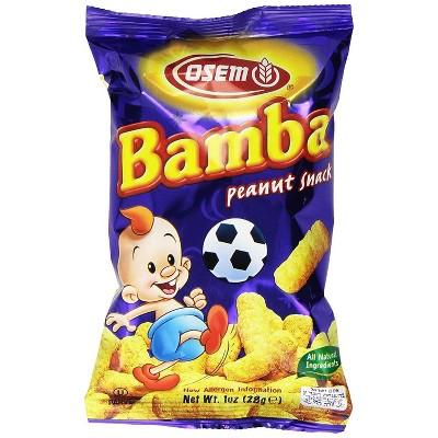 Bamba Peanut Snack - 1oz