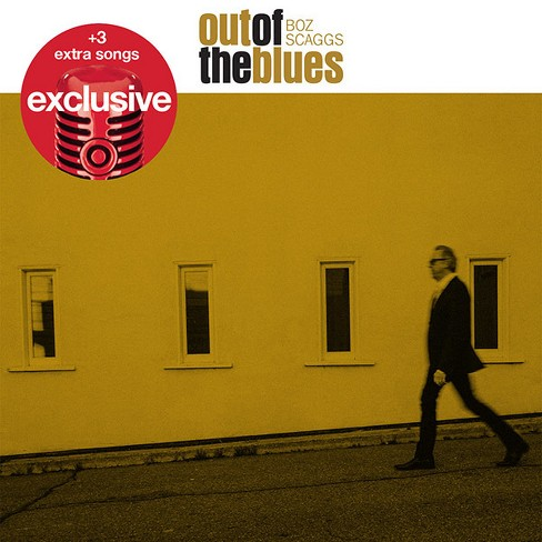 Boz Scaggs - Out Of The Blues (Target Exclusive) - image 1 of 1