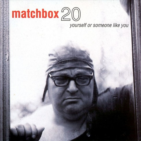 Matchbox 20 - Yourself or Someone Like You (CD) - image 1 of 1