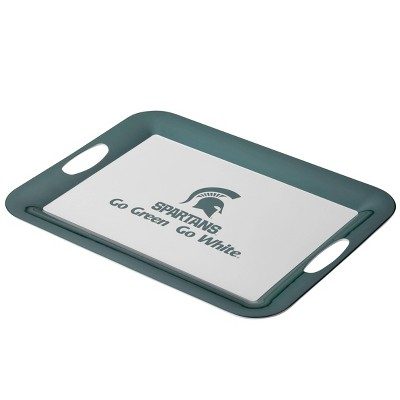 NCAA Michigan State Spartans Party Platter