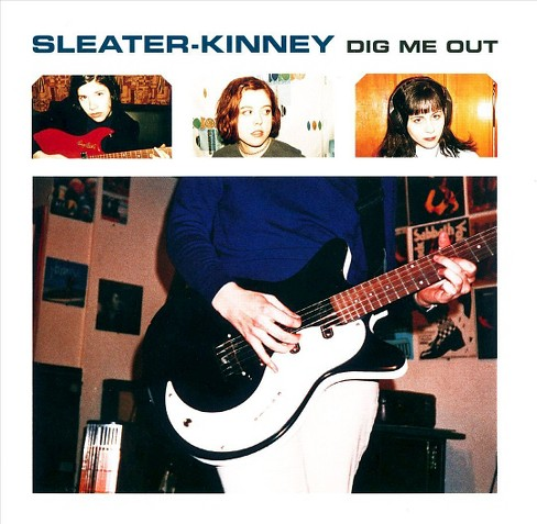Sleater-kinney - Dig me out (CD) - image 1 of 2