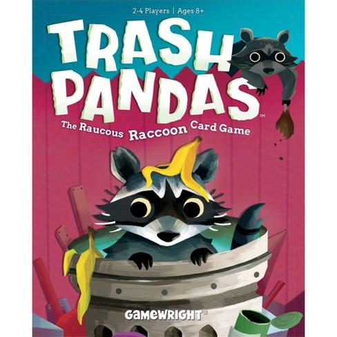 Trash Pandas Card Game - image 1 of 3